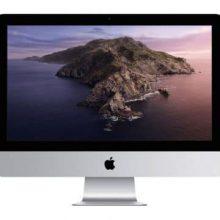کامپیوتر همه کاره  اپل مدل iMac MHK03 2020 LLA