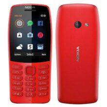 گوشی موبایل نوکیا مدل ۲۱۰ دو سیم کارت
