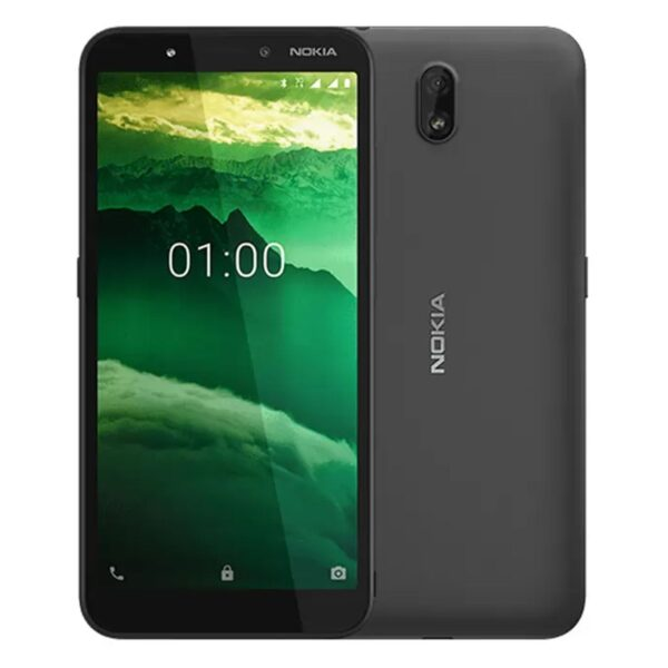 گوشی نوکیا مدل Nokia C1 دوسیم کارت ظرفیت 16 گیگابایت