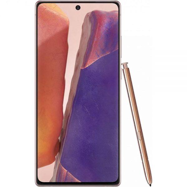 گوشی سامسونگ مدل Galaxy Note20 دو سیم کارت ظرفیت ۲۵۶ گیگابایت
