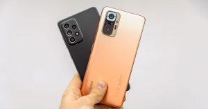 گلکسی A52 بخریم یا Redmi Note 10 Pro؟