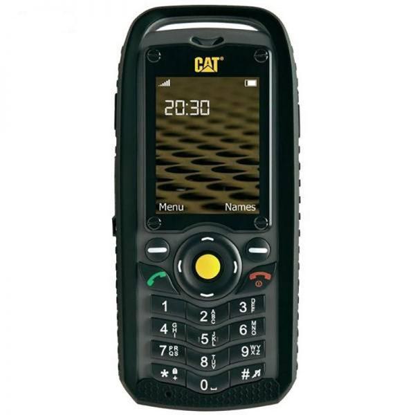گوشی موبایل کاترپیلار (CAT PHONE) مدل B25