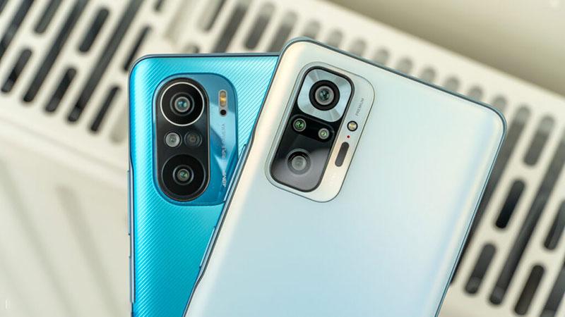 دوربین اصلی در مطلب مقایسه پوکو اف ۳ و ردمی نوت ۱۰ پرو
