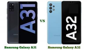 مقایسه گوشی Galaxy A31 و Galaxy A32؛ کیفیت بالا قیمت مناسب