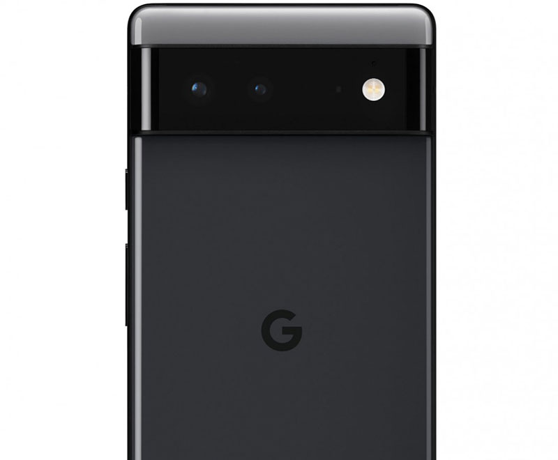 ظاهر Pixel 6