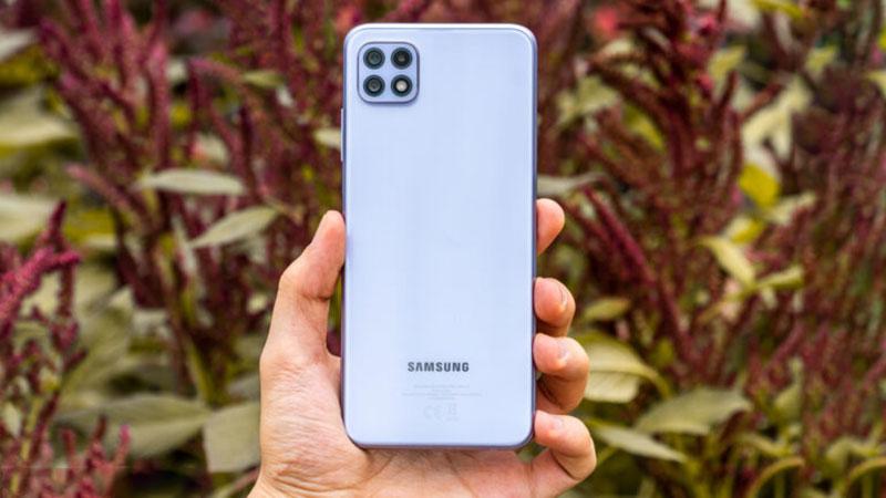 گلکسی A22 5G   ارزان ترین گوشی های 5G