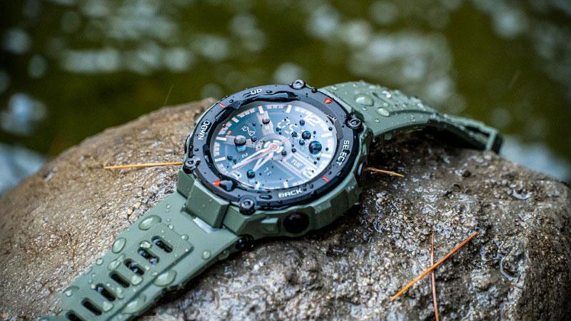 آمازفیت تی رکس | بهترین ساعت های هوشمند