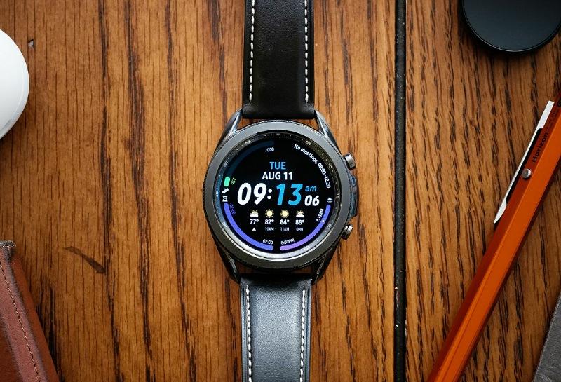 گلکسی واچ ۳ | بهترین ساعت های هوشمند