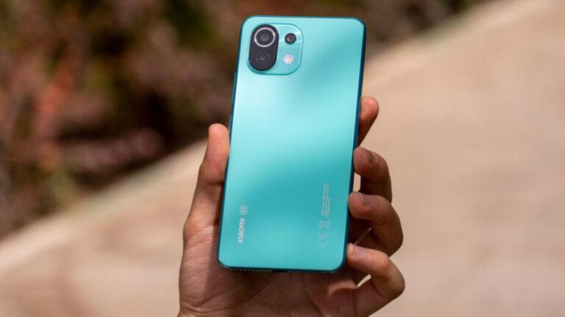 می 11 لایت 5جی شیائومی   ارزانترین گوشی های 5G