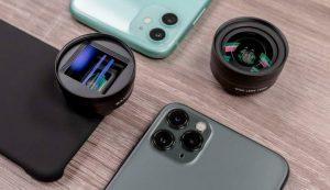 راهنمای خرید لنز موبایل و بررسی انواع لنز کلیپسی موبایل