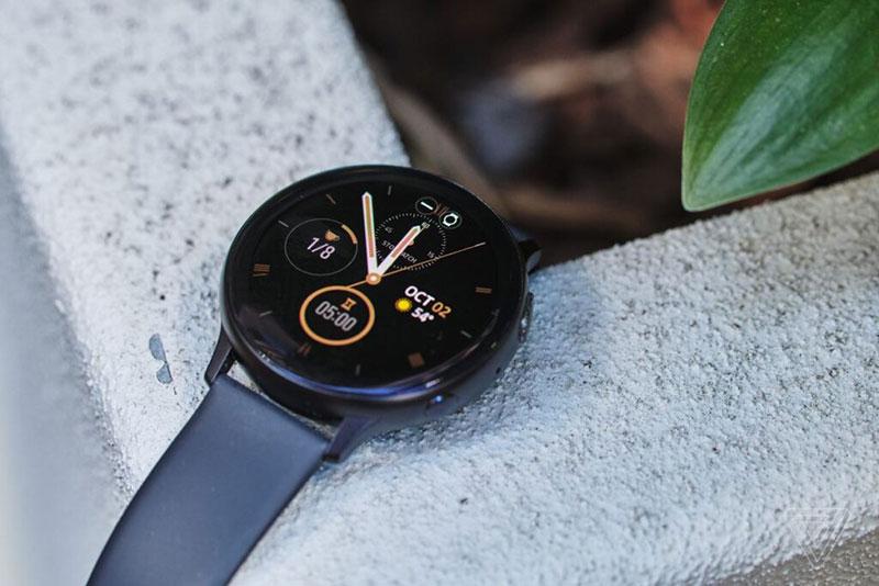 گلکسی واچ اکتیو ۲ | بهترین ساعت های هوشمند