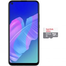 گوشی هوآوی Huawei Y7p ظرفیت ۶۴ گیگابایت همراه مموری کارت