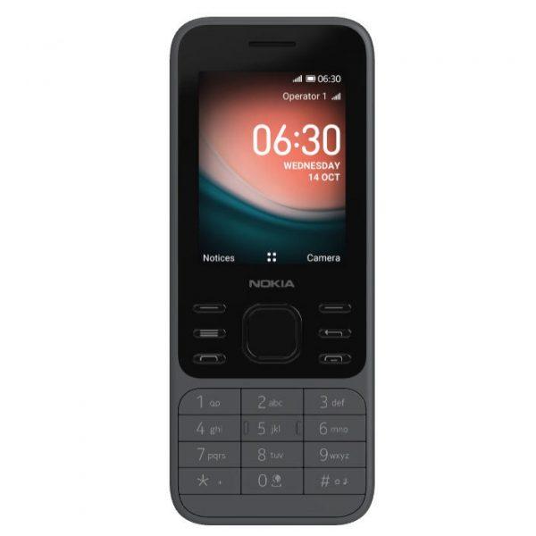 گوشی نوکیا مدل 6300 دو سیمکارت ظرفیت 4 گیگابایت و رم 512 مگابایت