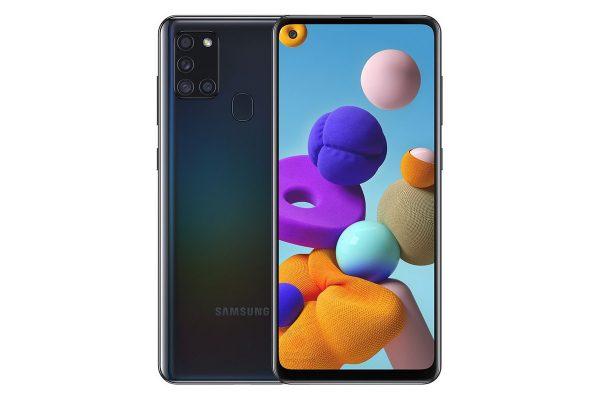 گوشی سامسونگ Galaxy A21S ظرف 128 گیگابایت