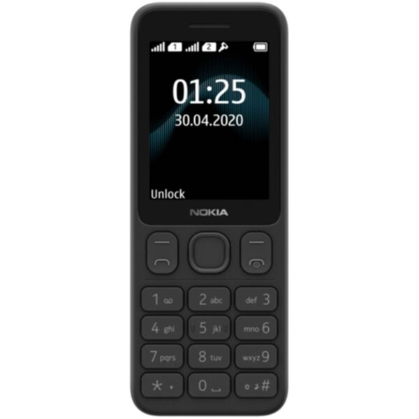 گوشی موبایل نوکیا مدل 125 دو سیم کارت