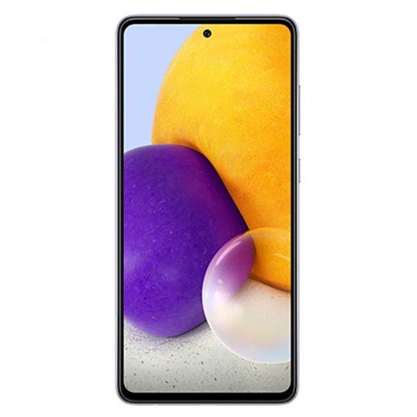 گوشی سامسونگ مدل Galaxy A72 دو سیمکارت ظرفیت 128 گیگابایت و رم 8 گیگابایت