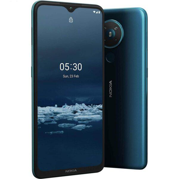 گوشی نوکیا مدل Nokia 5.3 دو سیم کارت ظرفیت 64 گیگابایت و رم 4 گیگابایت