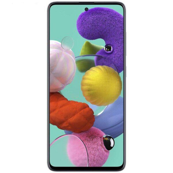 گوشی سامسونگ مدل Galaxy A51 دو سیم کارت ظرفیت 256گیگابایت همراه با رم 8مگابایت