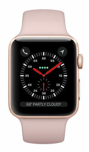 ساعت هوشمند اپل واچ سری 3 مدل 38mm